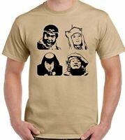 Monkey Magic T-Shirt D5 Mens Funny Retro
