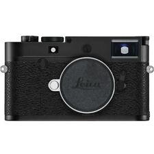 Brand New Unused Leica M10-P Black Chrome Digital Rangefinder Camera 20021