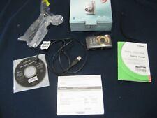Canon PowerShot ELPH 100 HS - 12.1MP Digital Camera - Gray - Boxed