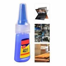 Industrial high viscosity superglue 401 Instant Adhesive Bottle for DIY Craft L7