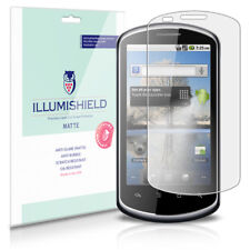 iLLumiShield Anti-Glare Matte Screen Protector 3x for Huawei U8800 IDEOS X5