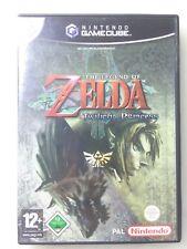 The Legend Of Zelda Twilight Princess - Nintendo Gamecube pal