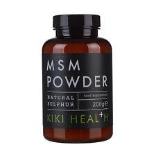 Kiki Health MSM Powder 200 g