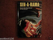 SIN-A-RAMA: Sleaze Sex Paperbacks of the Sixties- Lydia Lunch & Adam Parfrey 1st