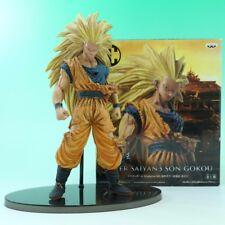 Dragon Ball SCultures Saiyan 3 Goku vol.3 Figure  Authentic  BP Japan A6510