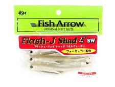 Fish Arrow Soft Leurre Flash J Shad SW 4 Pouce 5 Morceau per paquet #100 (9143)