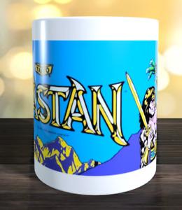 Rastan retro arcade game Marquee Mug
