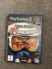 Chad Reed MX Unleashed - Sony Playstation 2 PS2 - Free Postage + Manual