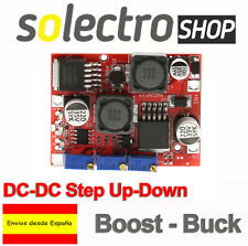 Boost Buck Convertidor 3-28V 1.25-26V Step Up-Down Automatico LM2577 LM2596 A017