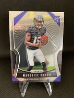 2019 Panini Prizm Marquise Hollywood Brown Rookie Card Base RC Ravens #341 🔥📈