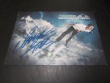 28724 Thomas Morgenstern Olympia Medaillien Gewinner original signiert