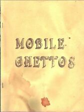 "Multi Media Fanzine ""Mobile Ghettos 1, 2"" SLASH Professionals Starsky Hutch MFU"