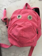Kipling Fast Toddlers Backpack in Punch Pink