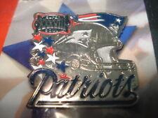 Super Bowl 38 New England Patriots Pin, New!