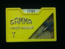 PUNTINA gamma 1781SR COMPATIBILE PER GIRADISCHI PHILIPS GP-204,GP-2
