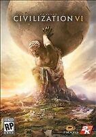Sid Meier's Civilization VI (PC, 2016) Computer Game New Sealed.
