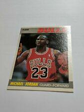 *1987-88# Fleer Michael Jordan #59 Bulls 2nd Year Card Great Investment NM!!