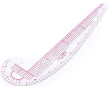 3 In 1 Sew French Curve Ruler Metric Ruler Measure Sewing Dressmaking Tailor