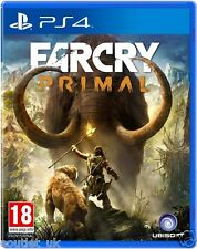 Far Cry Primal PS4 - FarCry Game for Sony Playstation 4 NEW AND SEALED