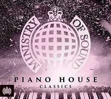 Divers - Piano House Classics - Ministry Of Sound Neuf CD