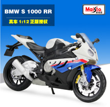 Maisto 1:12 BMW S1000RR Sport Motorcycle Model Bike New