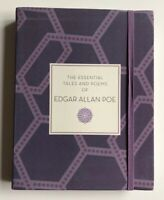 NEW The Essential Tales And Poems By Edgar Allan Poe  Clothbound Softcover Book