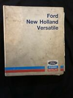 Ford New Holland Versatile 10 Series Tractor Repair Manual Vol1 *957