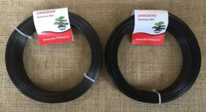 X2 500g Rolls Of Aluminium Bonsai Wire (ALL SIZES AVAILABLE)