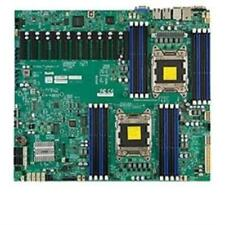 Supermicro X9drx+-f Server Motherboard - Intel C602 Chipset - Socket R Lga-2011