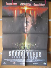 A4136 Crossworlds: Entre dos mundos Rutger Hauer,  Josh Charles,  Stuart Wilson,