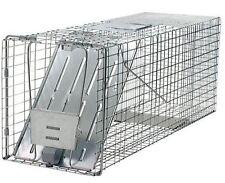 Havahart 1079 Large 1-Door Humane Animal Trap for Raccoons, Cats, Groundhogs,.