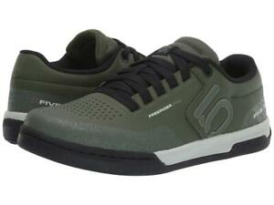 New Men's Five Ten 510 by Adidas Freerider PRO Mountain Bike Shoes Size 9 Green