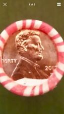 2017-D Lincoln Shield Cent Roll of 50 D Minted Brilliant Uncirculated Cents