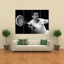 Novak DJokovic Tennis Sport Star Giant Wall Art Poster Print