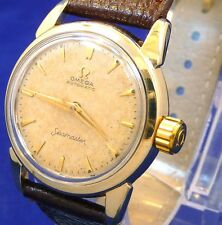 ORIGINAL VINTAGE 1957 OMEGA AUTOMATIC SEAMASTER WATCH SERVICE 471 MODEL C6274