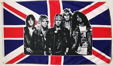 New listing Guns & Roses Flag 3' X 5' Deluxe Concert Banner