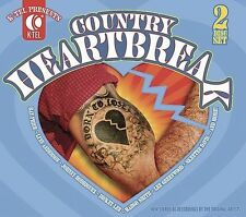 K-Tel Presents: Country Heartbreak CD