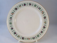 Vintage Royal Doulton Tapestry Salad Dessert Plate England TC1024 Retired