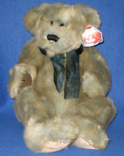 TY CLASSIC PLUSH - BELVEDERE the BEAR - MINT with MINT TAGS