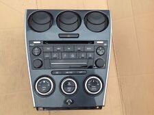 CD AUTORADIO RADIO BOSE MAZDA 6 GG GY 6-FACH WECHSLER Bj.2005-2007