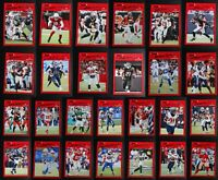 2020 Donruss Retro 1990 Football Cards Complete Your Set You U Pick From List