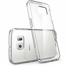 Galaxy S6 Case, [Scratch Resistant] i-BlasonClear [Halo Series]