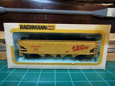 "BACHMANN 1028 HO SCALE 40' QUAD BAY HOPPER ""UNION PACIFIC"" Ready to Run"
