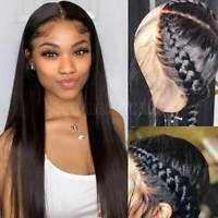 10A Straight 360 Full Lace Wig 100% Remy Brazilian Human Hair Lace Front Wig Df0