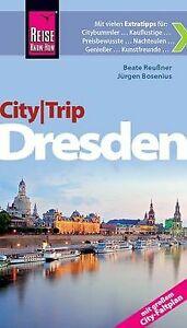 Reise Know How CityTrip Dresden: Reiseführer mit gr...   Buch   Zustand sehr gut