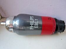 EBL1  Philips New Old Stock Valve Tube 1pc