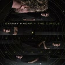 Sammy Hagar & The Circle - Space Between - New CD Album