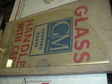 1941 Pontiac nos windshield glass