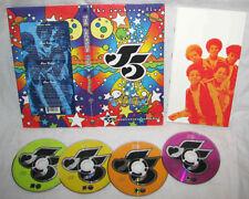 CD de musique en coffret années 70 pour Pop