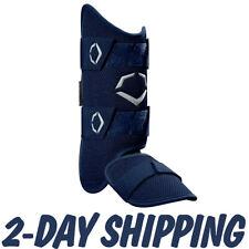 EvoShield PRO-SRZ MLB Right Hand Batter's Leg Guard Adult NAVY >2-DAY SHIPPING<
